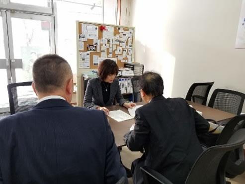 「食と農の景勝地」「農泊」「自民党畜酪小委員会懇談会」の中川郁子(ゆうこ)写真