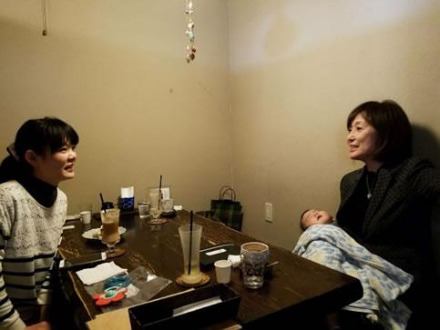 30歳子育てママとランチ会の中川郁子(ゆうこ)写真