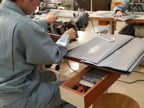 北海道中札内高等養護学校幕別分校の中川郁子(ゆうこ)写真
