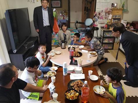 子ども農山漁村交流プロジェクトの中川郁子(ゆうこ)写真