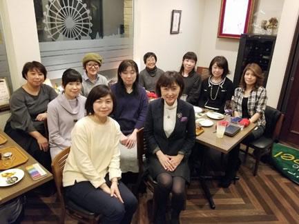 女子力向上委員会の中川郁子(ゆうこ)写真