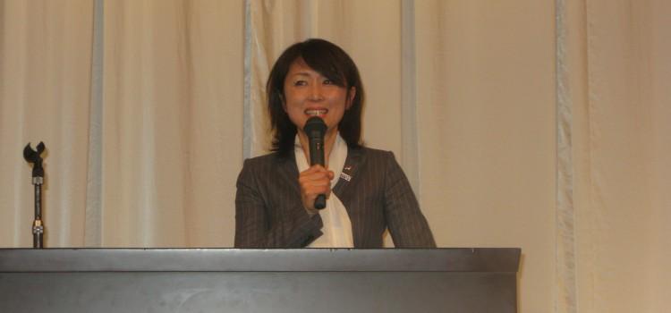 2012/01/29 中川ゆうこ十勝連合後援会が設立されました