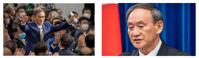菅義偉自民党総裁/内閣総理大臣