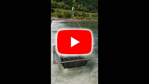 十勝・池田・音更の千代田堰堤の動画