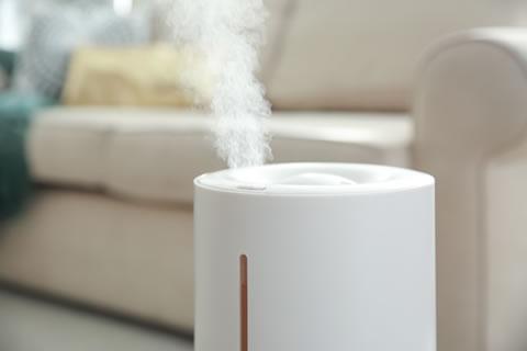 コロナ・インフルエンザ対策用の加湿器