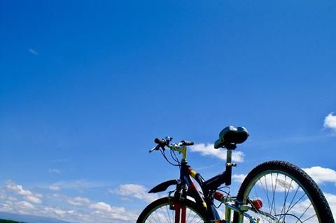 自転車サイクルのイメージ