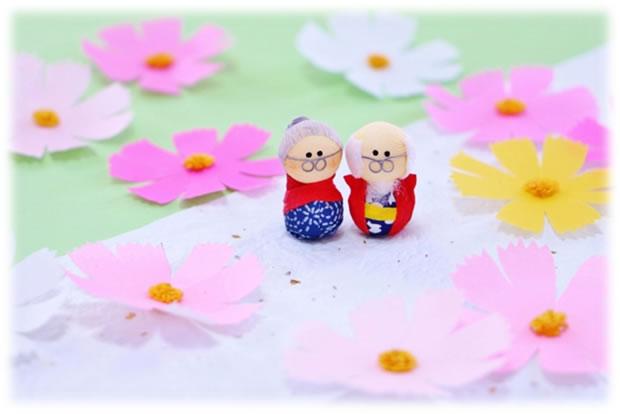 高齢者の夫婦のイメージ